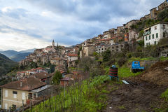Apricale Stock Photography