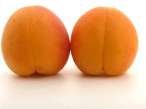 Apricot. Fruits stock photos