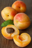 Apricot. Royalty Free Stock Images