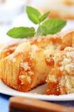 Apricot Cake Royalty Free Stock Photos