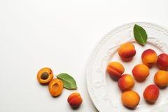 Apricot Royalty Free Stock Photos