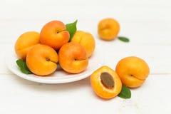 Apricot fruit Royalty Free Stock Photo