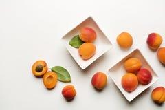 Apricot fruit Stock Photo