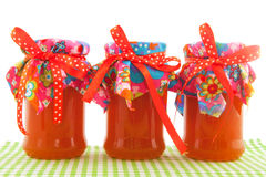 Apricot Fruit jam Royalty Free Stock Image