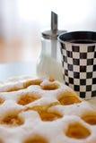 Apricot fruit pie Royalty Free Stock Photo