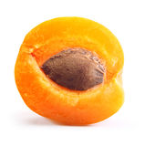 Apricot isolated Stock Image