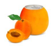 Apricot juice Stock Photography