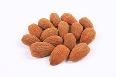Apricot kernel Royalty Free Stock Photography
