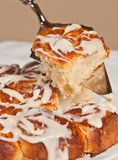 Apricot Orange Sweet Roll Royalty Free Stock Image
