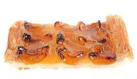 Apricot tart Royalty Free Stock Photography