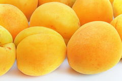 The apricots Stock Photo