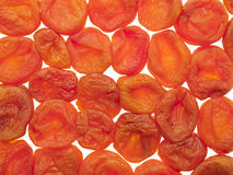 Apricots as a texture. Royalty Free Stock Image