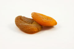 Apricots dried natural Stock Photography