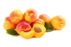 Apricots fruit Royalty Free Stock Image