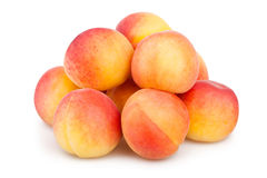 Apricots heap Royalty Free Stock Photo