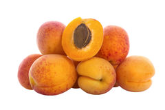 Apricots Royalty Free Stock Photos