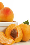 Apricots 2 Royalty Free Stock Photo
