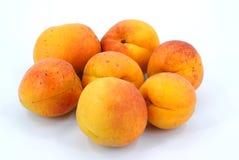 Aprikosen lizenzfreies stockbild