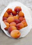 Aprikosen Lizenzfreie Stockbilder