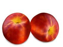 aprikosen bär fruktt blandpersikan Arkivbilder