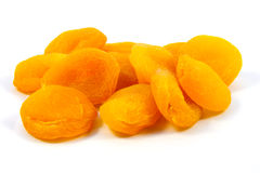 Aprikosen getrocknet Lizenzfreie Stockfotografie