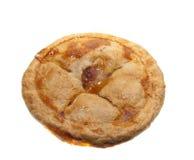 Aprikosen-Torte Lizenzfreies Stockfoto