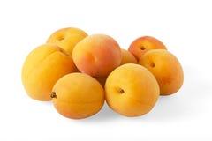 Aprikosenfrucht Stockbild