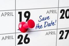 19 april stock afbeelding