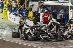 IndyCar: April 07 Desert Diamond West Valley Casino Phoenix Gran. April 07, 2018 - Avondale, Arizona, USA: Ed Carpenter 20 brings his car down pit road for stock photography