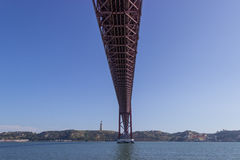 April 25 Bridge Stock Photography
