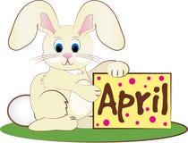 April Bunny Stock Image