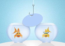 April fool's day. Illustration of April fool's day Royalty Free Illustration