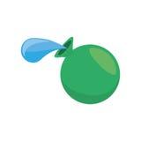 April fools day balloon Stock Image