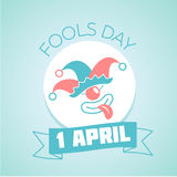 1 April Fools Day Stock Photo