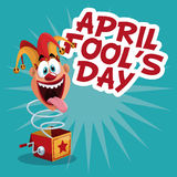 April fools day celebration Royalty Free Stock Photos