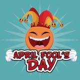 April fools day enjoyable celebration Royalty Free Stock Photography