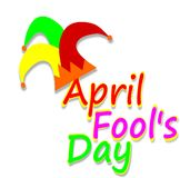 April Fools day, Illustration Royalty Free Stock Photography