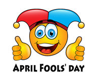 April Fools' day Royalty Free Stock Photography