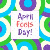 April Fools Day - Vector stock illustration