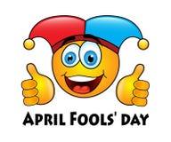 April Fools-' Tag Lizenzfreie Stockfotografie