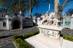 April 3rd, 2017, Coimbra, Portugal - Portugal dos Pequenitos park Stock Image