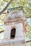 April 3rd, 2017, Coimbra, Portugal - Portugal DOS Pequenitos parkerar Royaltyfri Bild