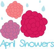 April Showers Royalty Free Stock Photography