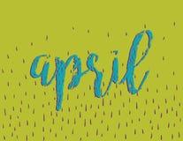 April Stock Photos