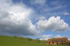 April Sky Royalty-vrije Stock Foto's