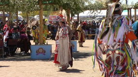 April 5, 2014, USA,  Ft Mcdowell Arizona Pow Wow, editorial Royalty Free Stock Image