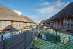 April 2015 van de Maldiven Kani Island Stock Afbeeldingen