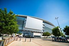 Aprile 2017 Arlington il Texas - stadio di football americano o di AT&T NFLcowboys fotografia stock