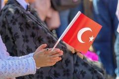 23 aprile giorno del ` s dei bambini dalla Turchia Fotografia Stock Libera da Diritti