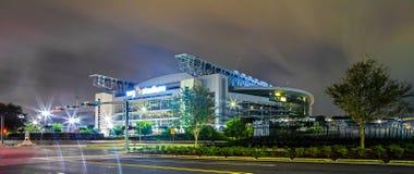 aprile 2017 Houston il Texas - stadio di football americano di Houston il Texas NRG fotografie stock libere da diritti